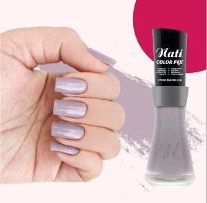 Nati Color Fix 8ml - Cor CREDO QUE DELICIA