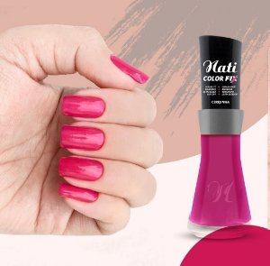 Nati Color Fix 8ml - Cor CEREJINHA