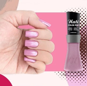 Nati Color Fix 8ml - Cor CHARMOSA