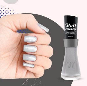 Nati Color Fix 8ml - Cor SORTUDA