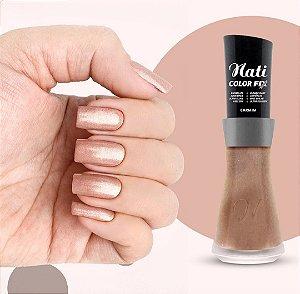 Nati Color Fix 8ml - Cor CARMIN