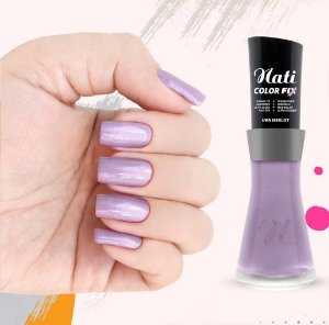 Nati Color Fix 8ml - Cor UVA MERLOT