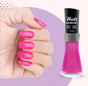 Nati Color Fix 8ml - Cor PETUNIA