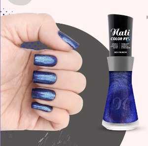 Nati Color Fix 8ml - Cor MEU MUNDO