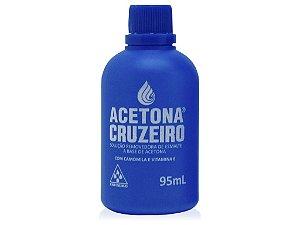 Acetona Cruzeiro - 95ml