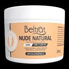 GEL HARD NUDE NATURAL BELTRAT - 24G