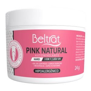GEL HARD PINK NATURAL BELTRAT - 24G