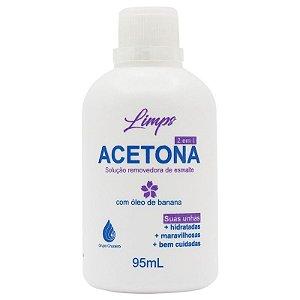 ACETONA LIMP´S  - 95ml