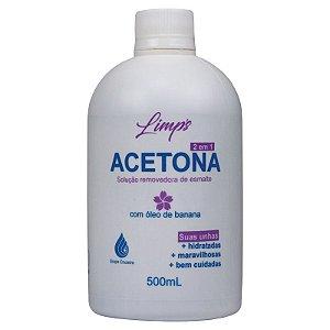 ACETONA LIMP´S - 500ml