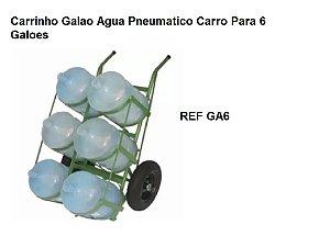 CGA6 CARRINHO ARMAZEM PARA 6 GALOES DE AGUA