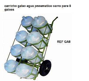 CGA8 CARRINHO ARMAZEM PARA 8 GALOES DE AGUA