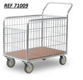 REF 71009  CARRINHO ABASTECEDOR 500KG