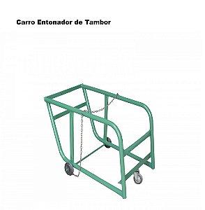 REF CET001  CARRINHO ENTONADOR DE TAMBOR 300 KG