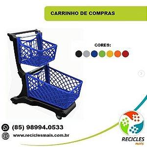CARRINHO DE COMPRAS 90L - SUPER 90