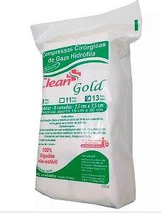 Compressa de Gaze Nao Esteril 9 Fios - pct/ 500 - Medgauze