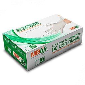 Luva de Látex - Medix
