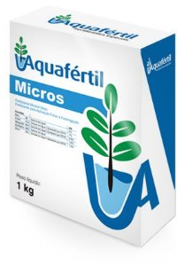 FERTILIZANTE MICROS AQUAFERTIL