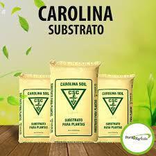 SUBSTRATO CAROLINA SOIL PADRÃO PARA PLANTAS SC 45 LT = 8KG