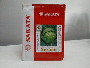 SEMENTES DE REPOLHO SAKATA NOZOMI EV 2.000