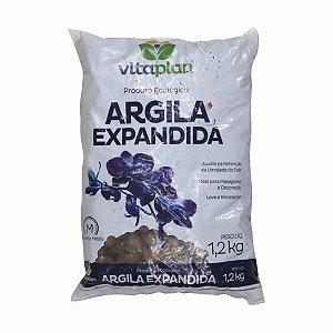 ARGILA EXPANDIDA VITAPLAN 1,2KG