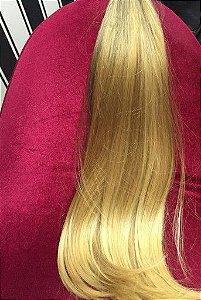 Cabelo Natural Liso – Martha Hair Nº 10 – Loiro Claríssimo-Claro Dourado (Kit com 25g)