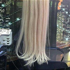 Cabelo loiro Martha Hair Nº 10.1, com coloração (kit com 25g)