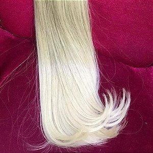 Cabelo loiro Martha Hair Nº 10.5, com coloração (kit com 25g)