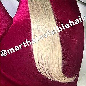 Cabelo loiro Martha Hair nº 10/6, com coloração (kit com 25g)