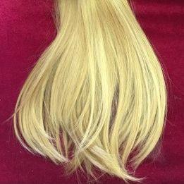 Cabelo loiro claríssimo Martha Hair nº 10, ombre hair, com coloração (kit com 25g)