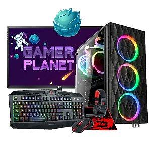 COMBO COMPUTADOR GAMER COMPLETO LEVEL 2, PENTIUM G5400 3.7GHZ 4MB, RX 570 4GB, 8GB DDR4, SSD 240GB