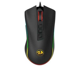 MOUSE GAMER REDRAGON COBRA 10000 DPI RGB, M711