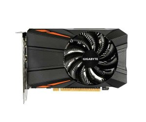 PLACA DE VIDEO GIGABYTE GEFORCE GTX 1050 TI 4GB GDDR5 128-BIT, GV-N105TD5-4GD