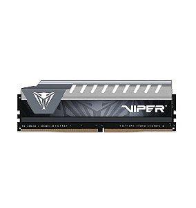 MEMÓRIA DDR4 PATRIOT VIPER ELITE PVE48G240C6GY 8GB 2400MHZ