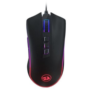 MOUSE GAMER REDRAGON KING COBRA CHROMA RGB 24000DPI, M711-FPS