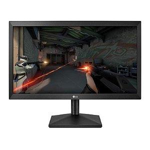 MONITOR LG 19.5'' LED HD 60HZ 2MS VGA/HDMI, 20MK400H-B