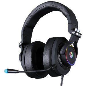 HEADSET GAMER HP H500GS 7.1 SOM SURROUND - H500GS