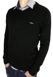 Suéter Black V Fortman