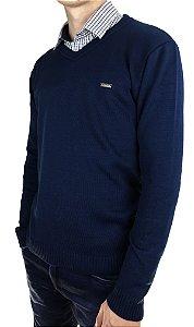 Suéter Azul V Fortman