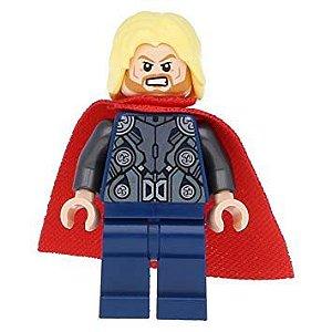 Mini Figura Compatível Lego Thor Marvel
