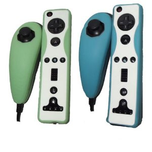 Capa Case de Silicone Controle Wii
