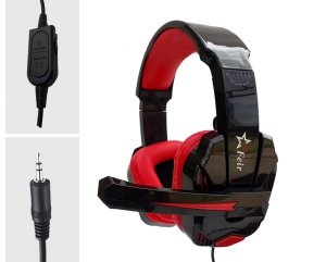 Headset Gamer com Microfone PS4,Xbox One e PC