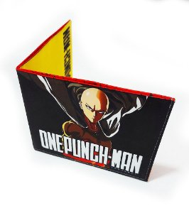 Carteira One Punch-Man Saitama