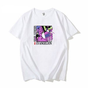 Camiseta Neon Genesis Evangelion — Eva unidade 01