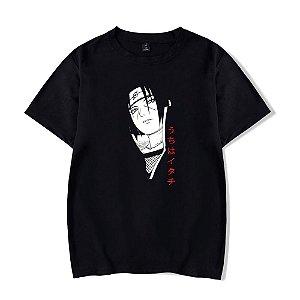 Camiseta Naruto - Uchiha Itachi Akatsuki