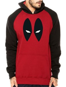 Moletom Deadpool