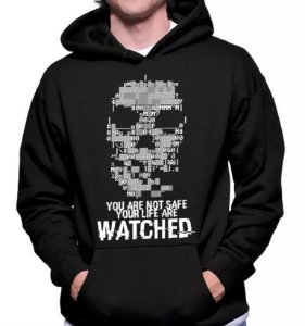 Moletom Watch Dogs Dedsec