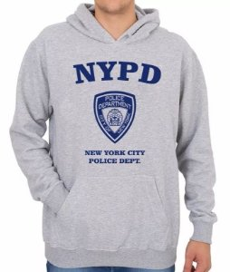 Moletom New York Police Nypd - Polícia Uniforme