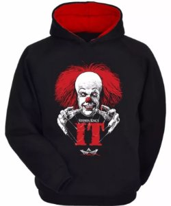 Moletom Stephen Kings It - Pennywise