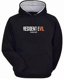 Moletom Resident Evil 7