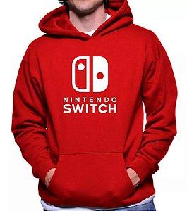 Moletom Nintendo Switch